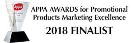 2018 Finalist Award