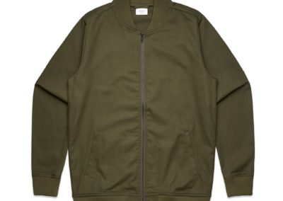 BOMBER JACKET AS COLOUR