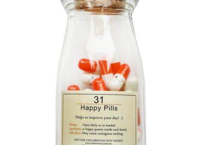 HAPPY PILLS – MODERN FORTUNE COOKIES