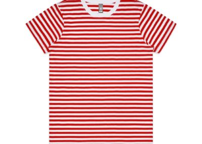 MAPLE STRIPED TEE