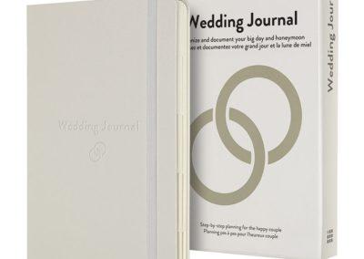 MOLESKINE® PASSION JOURNAL – WEDDING