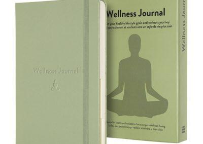 MOLESKINE® PASSION JOURNAL – WELLNESS