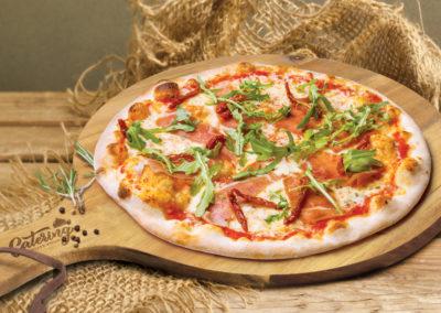 PIZZA SERVING BOARD