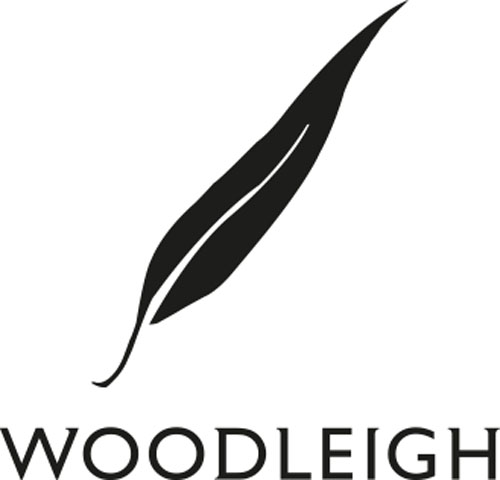 Woodleigh Coffee Cup Logo Stamp